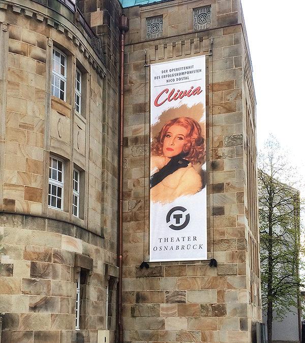 Osnabrück Außenwerbung Theater