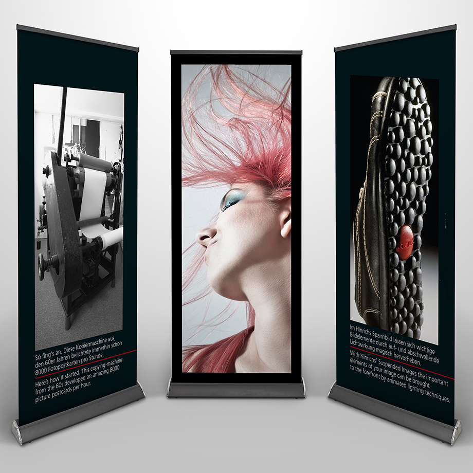 RollUp-Displays