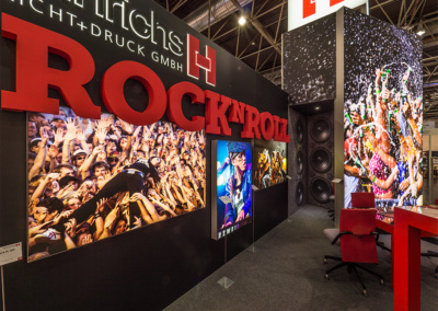 Hinrichs Messestand Euroshop 2017