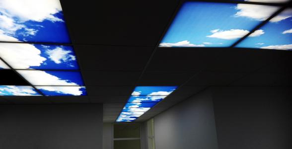 Montage Deckenpanels 03