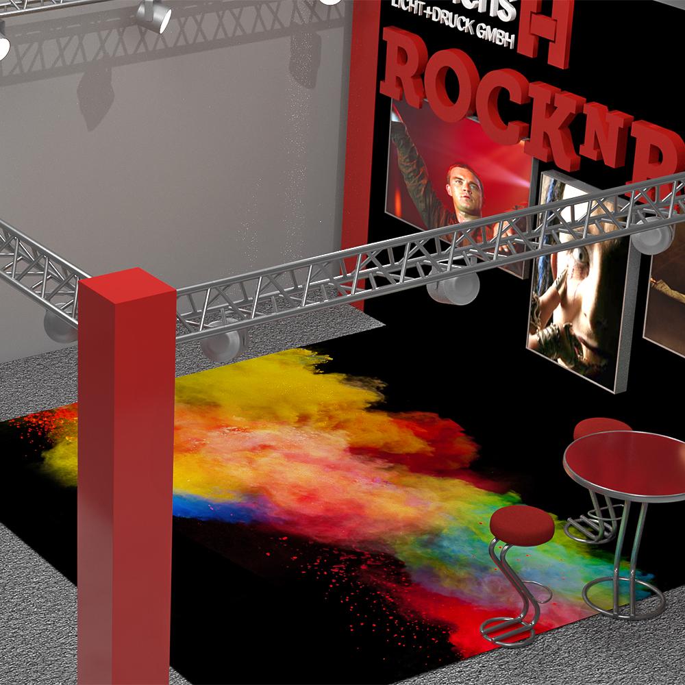 gro drucke large format folien banner fahnen textil. Black Bedroom Furniture Sets. Home Design Ideas